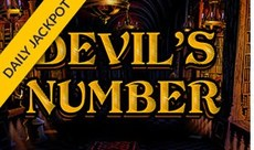 Devil's Number Daily Jackpot Slots